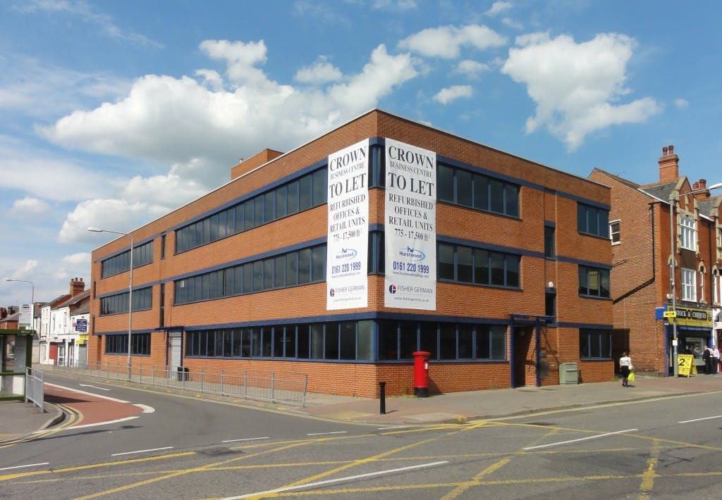 Crown House, Newcastle Avenue, Worksop, Office To Let - Crown House Office.jpg