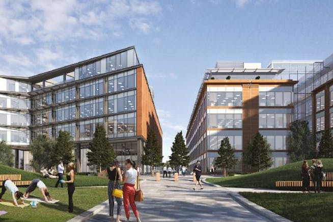 Refinery, Manbre Wharf, Hammersmith, Offices To Let - Refinery from river.JPG