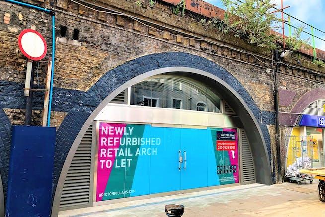 Unit 11 (Arch 574), Brixton Pillars, Brixton Station Road, Brixton, Retail To Let - Brixton Unit 6 .jpg