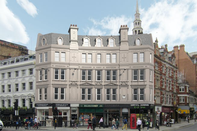 4-8 Ludgate Circus, London, Office To Let - DRAFT LG EXTERIOR-1-NEW-1-1B.JPG