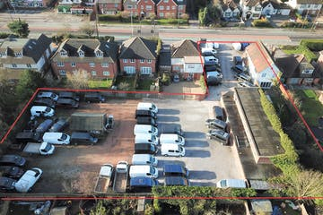 423 - 431 Reading Road, Winnersh, Wokingham, Development, Residential For Sale - Drone Photo