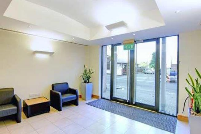 Charta House, Church Street, Staines-Upon-Thames, Office To Let - Charta-House-Staines-reception.jpg