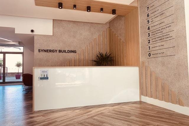 Synergy Building, Synergy Building , Campo Lane, Sheffield, Offices To Let - Synergy - July 2020 (3).JPG