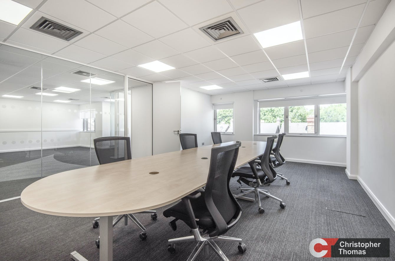 Elizabeth House, Staines Upon Thames, Office To Let - Meeting room.jpg