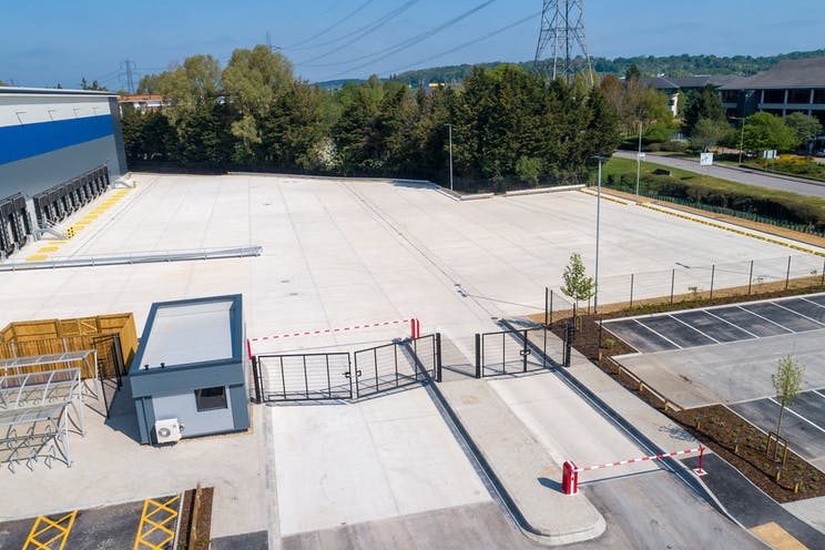 135 Theale Logistics Park, Theale, Reading, Industrial / Office To Let - 135 PC Drone_0033.jpg