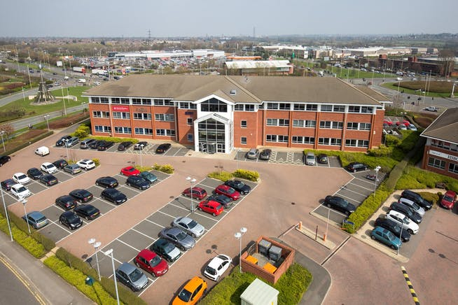 Gateway House, 4 Penman Way House, Leicester, Office To Let - Gateway House external view.jpg