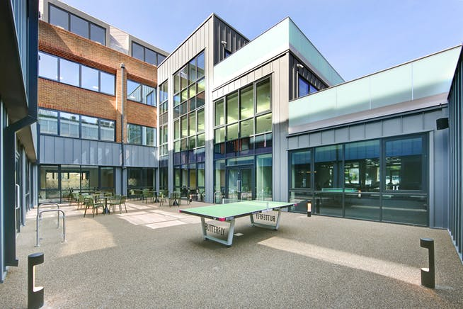 The Smith, Kingston, Kingston Upon Thames, Offices To Let - courtyard.jpg