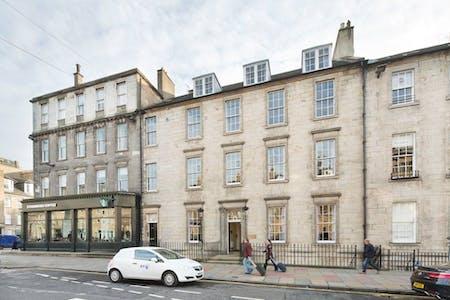 110 George Street, Edinburgh, Office To Let - 110 George Street