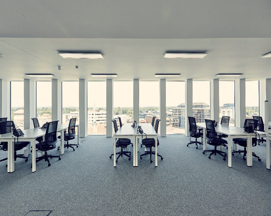 Spaces - Woking One, Albion House, Woking, Serviced Offices To Let - Woking One 3.jpg