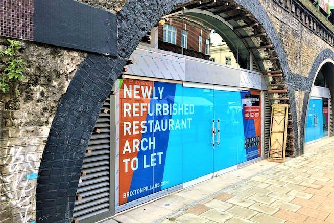 Unit 10 (Arch 575), Brixton Station Road, Brixton Pillars, Brixton, Leisure To Let - Rest External .jpeg