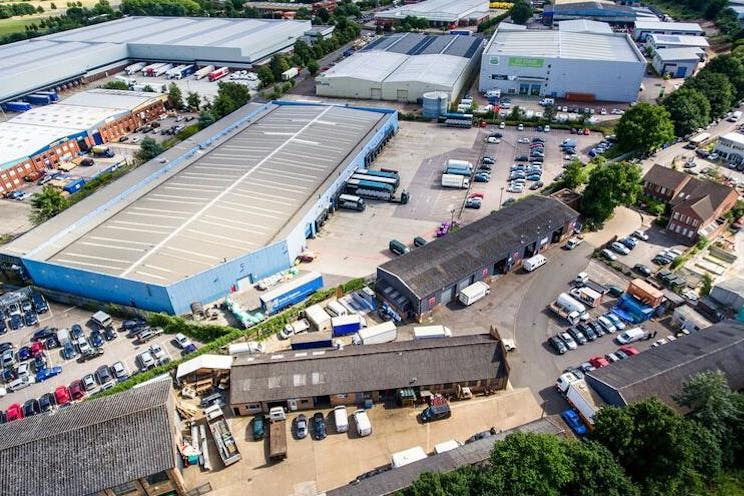 Unit 2A & 2B Cumberland Works, Wintersells Business Park, Byfleet, Warehouse & Industrial To Let - CUMBERLAND WORKS 3.jpg