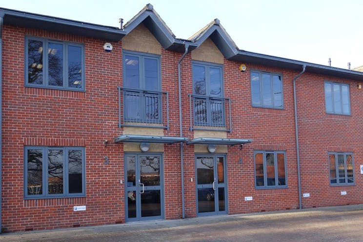 Unit 4 The Axis Centre, Leatherhead, Offices To Let - External