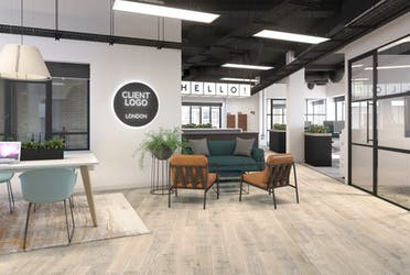345 Oxford Street, London, Office To Let - 2nd floor CGI - More details and enquiries about this property