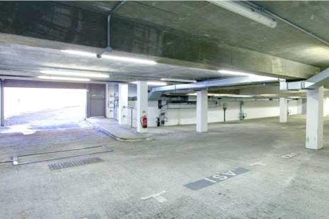 Charta House, Church Street, Staines-Upon-Thames, Office To Let - Charta House Staines secure car park.jpg