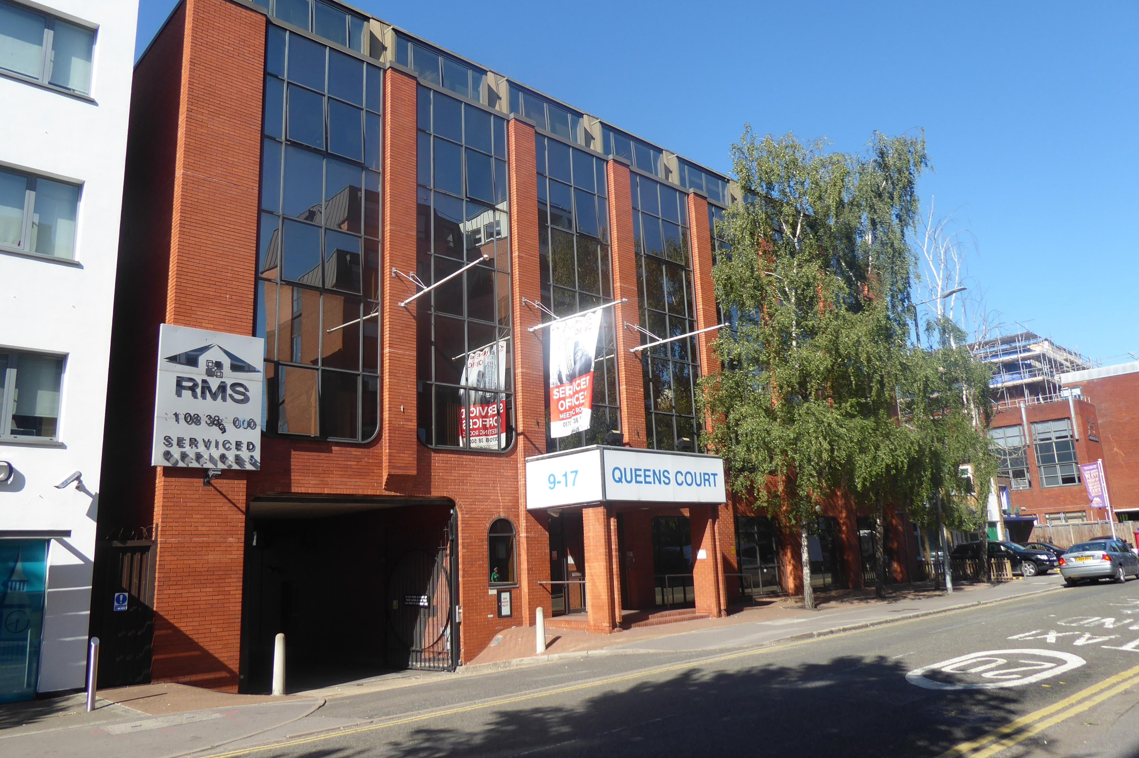 Queens Court, 9-17 Eastern Road, Romford, Offices To Let - QUEENS_COURT_Romford_Offices_Serviced_Offices.JPG