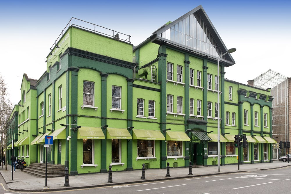 The Furniture and Arts Building, 533 Kings Road, Chelsea,  Sw10, Office / Retail To Let - showroom@533 kings rd-5102 low.jpg