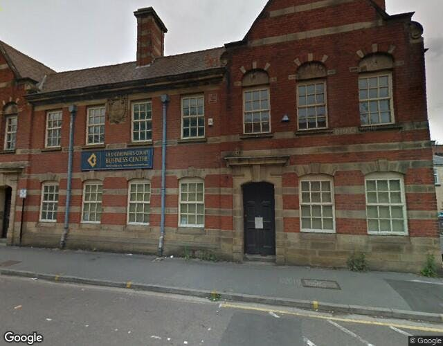 Old Coroners Court, 14-38 Nursery Street, Sheffield, Offices / Retail / Other To Let / For Sale - Street View