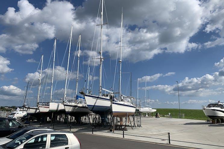 Hamble Point Marina, Southampton, Office To Let - 20210714 164843.jpg