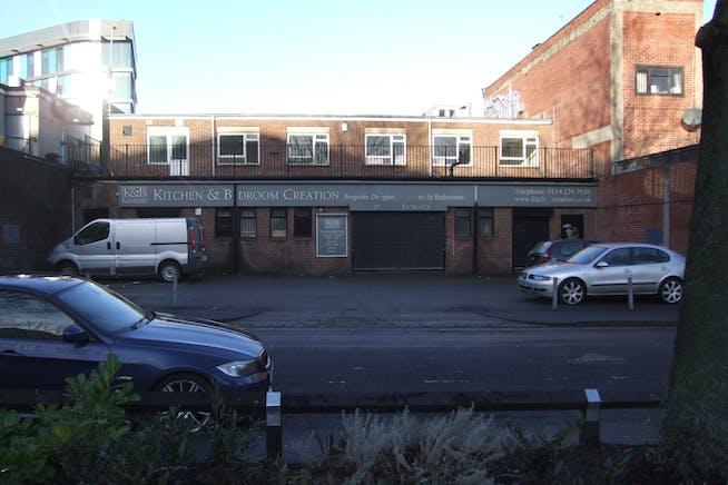 13 - 17 London Road, Sheffield, Retail To Let - DSCF7628.JPG