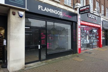 19A Station Road, Upminster, Retail / Restaurant To Let - 19a_Station_Road.jpg