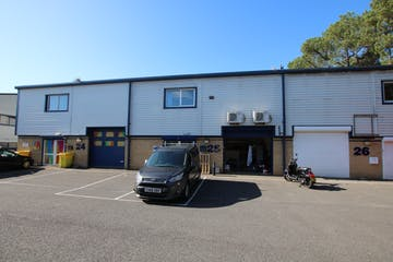 Unit 25 Glenmore Business Park, Poole, Industrial & Trade / Industrial & Trade To Let - IMG_8289.JPG