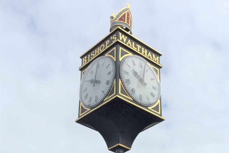 Merchants House, High Street, Southampton, Office To Let - Merchants House - Clock2.jpg