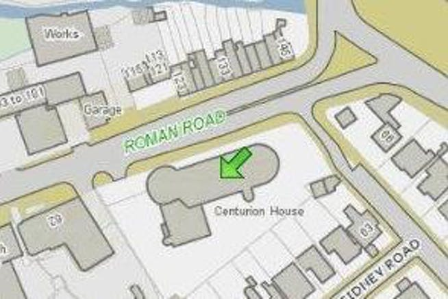 Centurion, London Road, Staines-Upon-Thames, Serviced Office To Let - MapGetImage.jpg