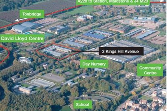 2 Kings Hill Avenue, West Malling, Offices To Let - Photo of 2 Kings Hill Avenue, Kings Hill, West Malling, Kent ME19