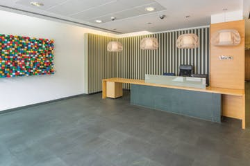 4 Cam Road, Stratford, London, Office To Let - reception area.PNG