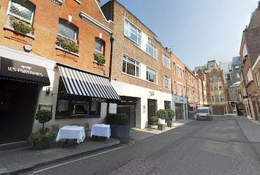 24 Bruton Place, London, Office To Let - Street View - More details and enquiries about this property
