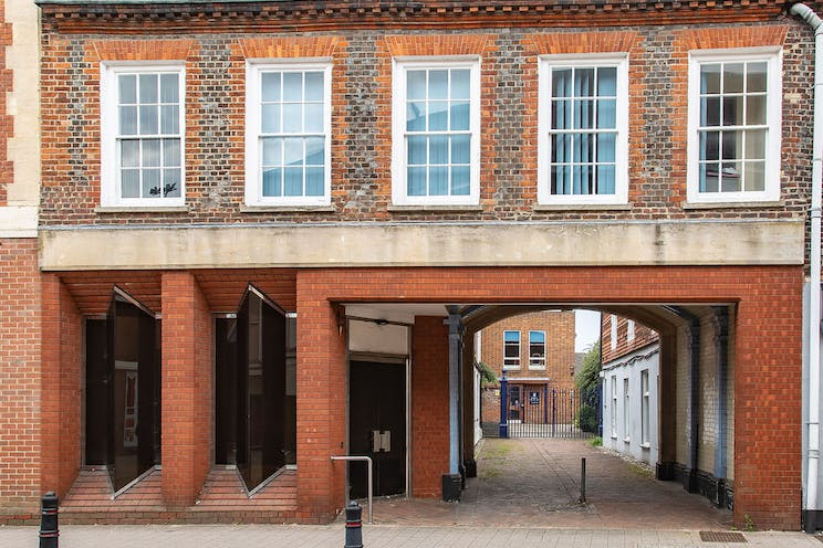 17 Bartholomew Street, Newbury, Office / Development / Residential For Sale - NewburyBuildingSociety04.jpg