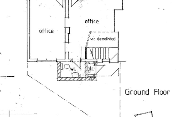 44/44A Rose Street, Wokingham, Development / Investment / Residential / Retail For Sale - Floor Plans - Ground Floor