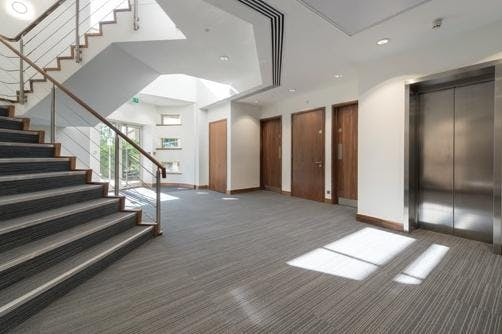 Compton House, The Guildway, Guildford, Office To Let - Reception.jpg