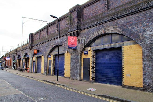 Arch 398 Mentmore Terrace, London Fields, Industrial To Let - External 398-399.jpg