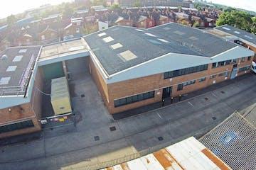 Unit 4 Chapmans Park Trading Estate, 378 High Road, London, Industrial To Let - Chapmans Unit 4  Front1.jpg