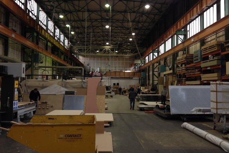 Unit 4 Willow Lane Business Park, Mitcham, Warehouse & Industrial For Sale - Unit 4, Willow Lane Business Park, Mitcham - Internal