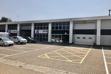 Unit 7 Springlakes Industrial Estate, Deadbrook Lane, Aldershot, Warehouse & Industrial To Let - IMG_5571.jpg