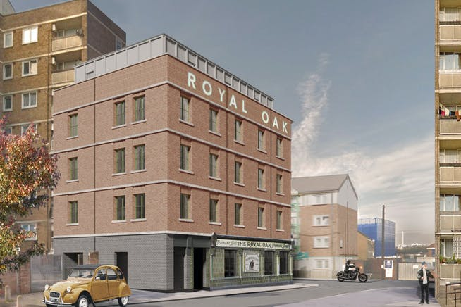The Royal Oak, London, Leisure / Office / Retail To Let - View C .jpg