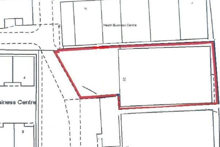 Unit A, 26 Bonehurst Road, Salfords, Warehouse & Industrial To Let - Title plan doc for details.JPG