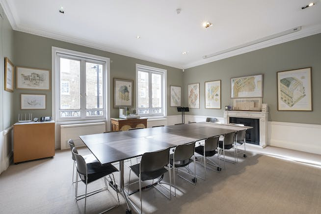 Ground Floor, 12 Devonshire Street, Marylebone, London, Office To Let - IW140220MH089.jpg