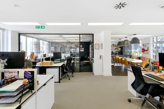 Drury Works, 161 Drury Lane, London, Offices To Let - DW Internal 3