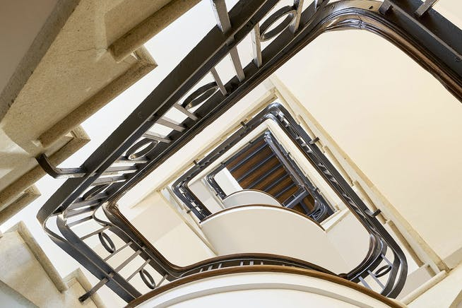 10 Lower James Street, London, Offices To Let - Staircase