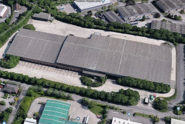 Titan, Great Western Business Park, Yate, Industrial To Let - Aerial.PNG - More details and enquiries about this property