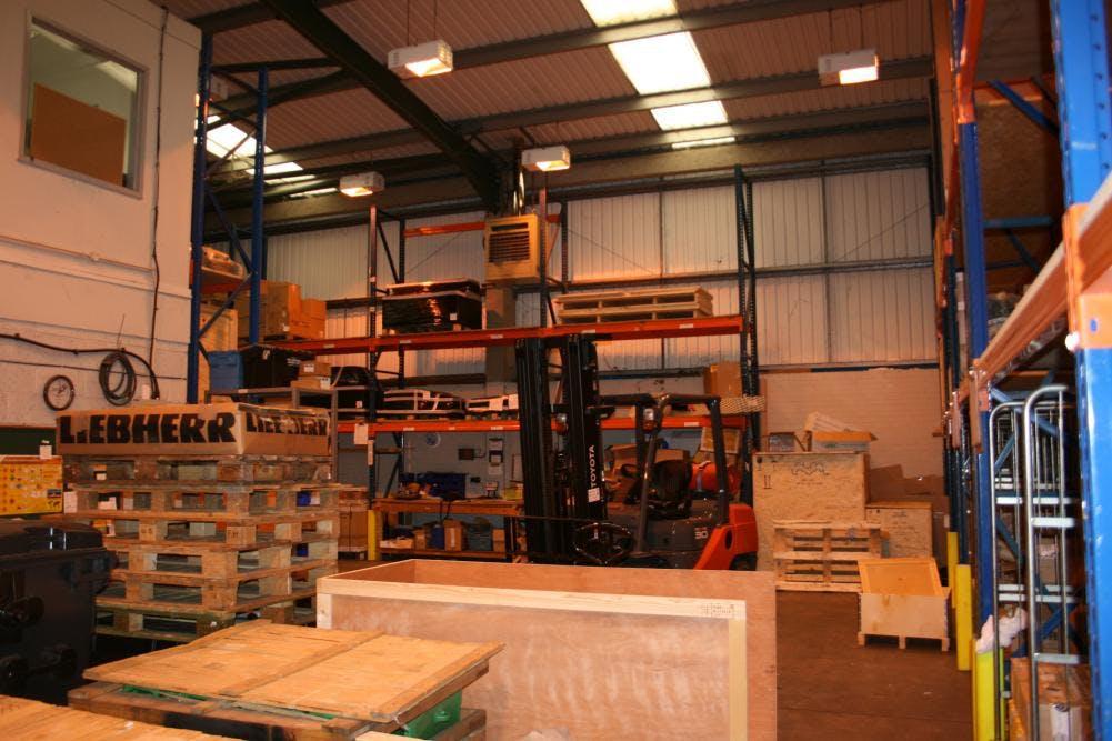 Unit C Grovebell Estate, Wrecclesham Road, Farnham, Warehouse & Industrial To Let - Internal
