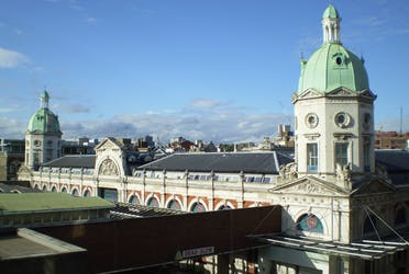 1 East Poultry Avenue, London, Office To Let - Smithfield_Market_.jpg - More details and enquiries about this property