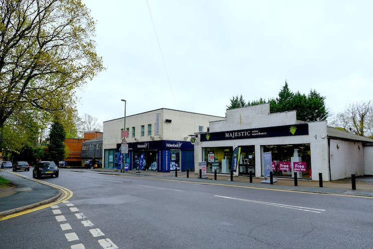 84-100, Park Street, Camberley, Development (Land & Buildings) / Investment Property / Offices / Retail For Sale - park street groundview to rail.jpg