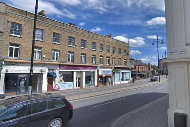 9 Clarence Street, Staines-Upon-Thames, Office / Retail To Let - Image from Google Street View - 67