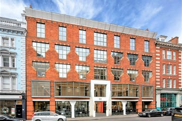 65 Chandos Place, London, Offices To Let - External
