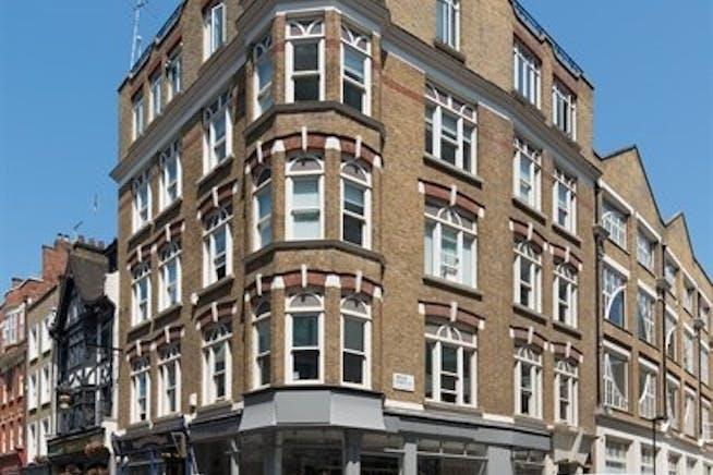 Tudor House, 35 Gresse Street, Fitzrovia, London, Office To Let - Gresse Street Fitzrovia Office to let.jpg