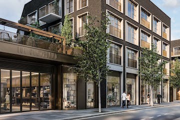 101 Cleveland Street, London, Offices / Retail To Let - CGI (1)